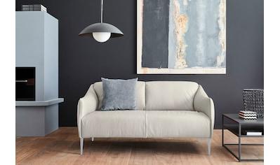 W.SCHILLIG 2-Sitzer »sally«, mit Metallfüßen in Silber matt, Breite 154 cm kaufen