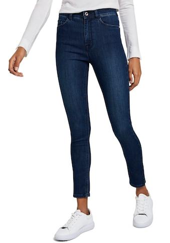 TOM TAILOR mine to five Skinny-fit-Jeans, in schöner, klassischer Waschung kaufen