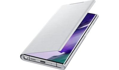 Samsung Flip Case »LED View Cover EF - NN985 für Note 20 Ultra« kaufen