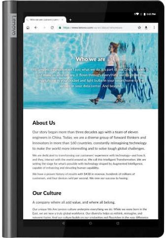 Lenovo Tablet »YT-X705F« kaufen