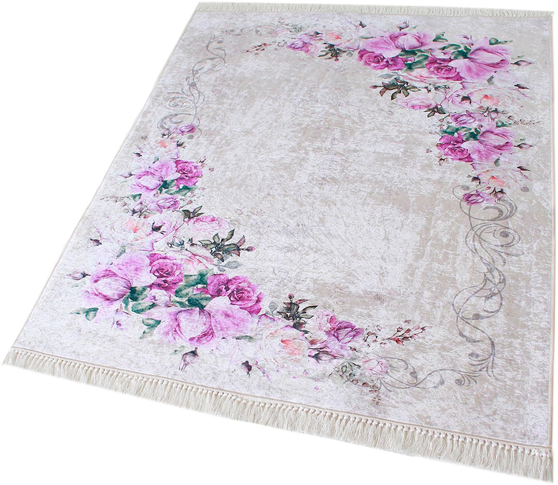 Teppich Caimas 2210 Sehrazat rechteckig Höhe 5 mm gedruckt