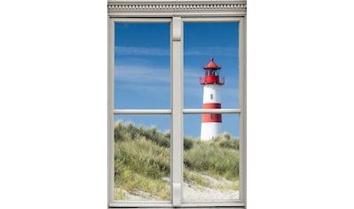 queence Wandsticker »Leuchtturm« kaufen