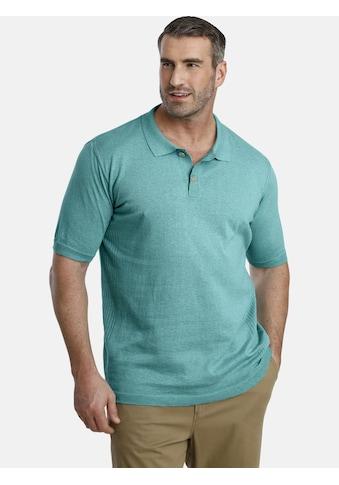 Charles Colby Poloshirt »EARL RUBEN«, mit edlem Leinenanteil kaufen