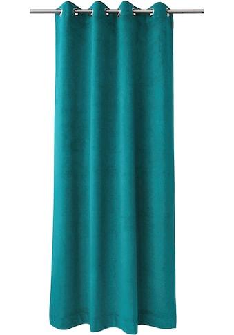 APELT Vorhang »TASSILO«, HxB: 245x135, Tassilo, Ösenschal mit Mettalösen kaufen