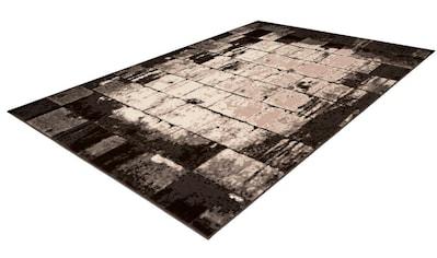 Teppich, »Esperanto 325«, Kayoom, rechteckig, Höhe 10 mm, maschinell gewebt kaufen