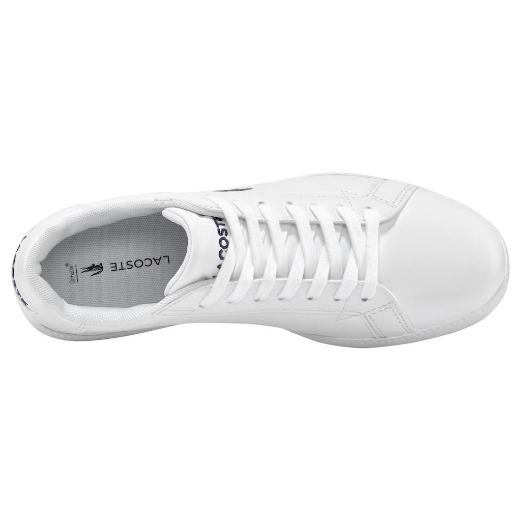 Lacoste Sneaker »GRADUATE BL 1 SFA«