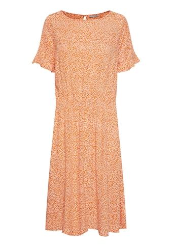 fransa Jerseykleid »Fransa Damen Maxikleid«, Langes Sommerkleid mit Allover Print kaufen