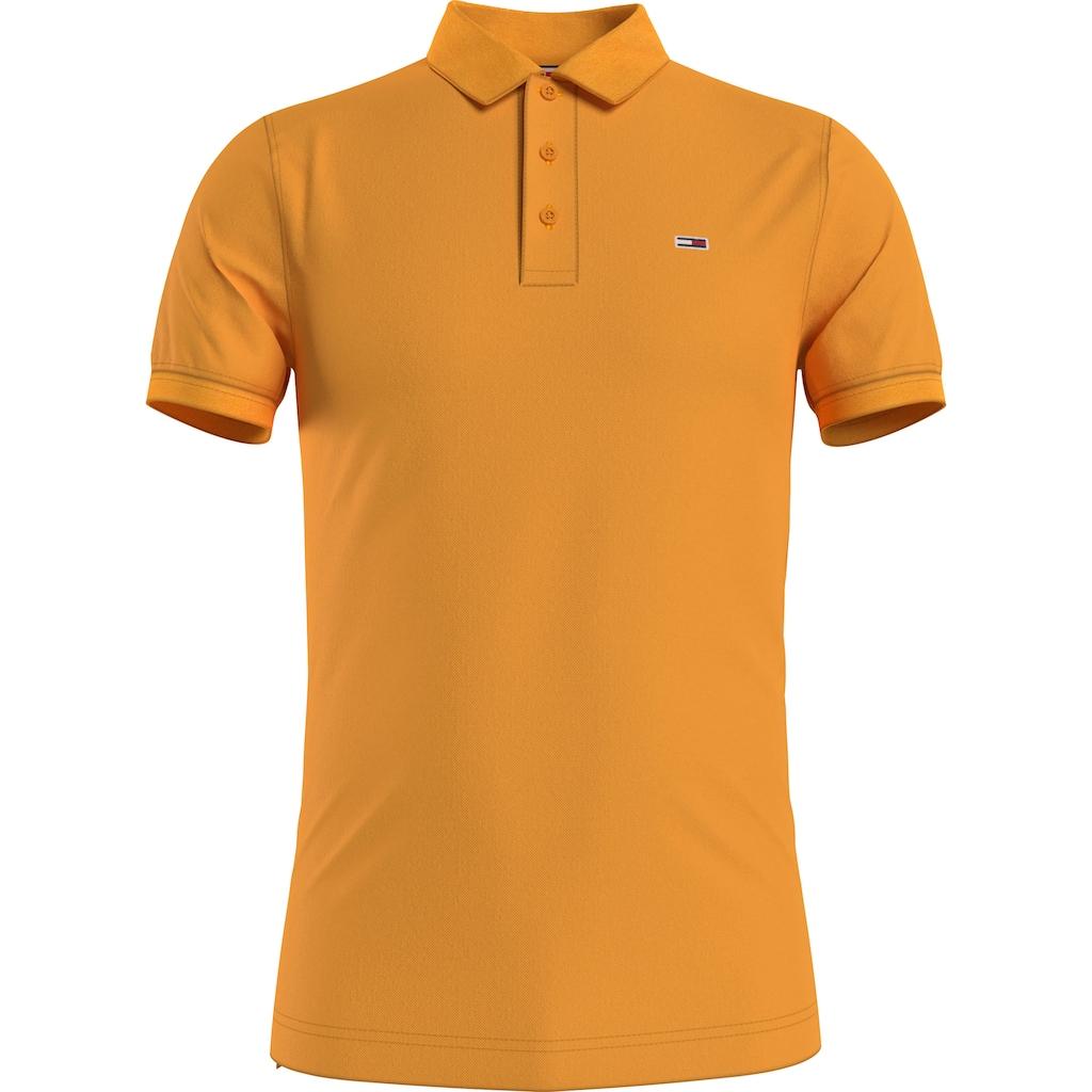 TOMMY JEANS Poloshirt »TJM ORIGINAL FINE PIQUE POLO«