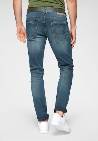 PME LEGEND Slim-fit-Jeans »TAILWHEEL«, mit authentischer Waschung kaufen