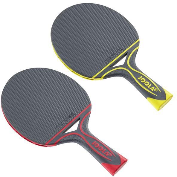 Joola Tischtennisschläger Tischtennisschlägerset-Allweather (Set 2-tlg) Technik & Freizeit/Sport & Freizeit/Sportarten/Tischtennis/Tischtennis-Ausrüstung