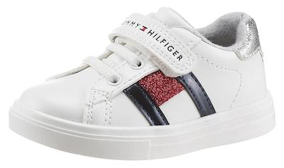 TOMMY HILFIGER Sneaker »Juice«, mit glitzerndem Logo seitlich kaufen
