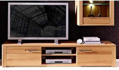 Innostyle Media-Board »Nature Plus«, Breite, 190 cm, 2 Schubkästen, 1 offenes Fach kaufen