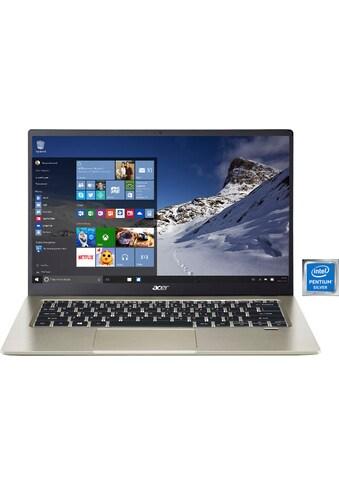Acer SF114 - 33 - P9BV Notebook (35,56 cm / 14 Zoll, Intel,Pentium, 512 GB SSD) kaufen