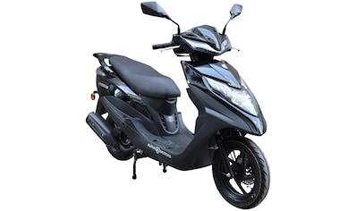 Alpha Motors Motorroller »Topdrive«, 125 cm³, 85 km/h, Euro 5, 8,56 PS, schwarz kaufen