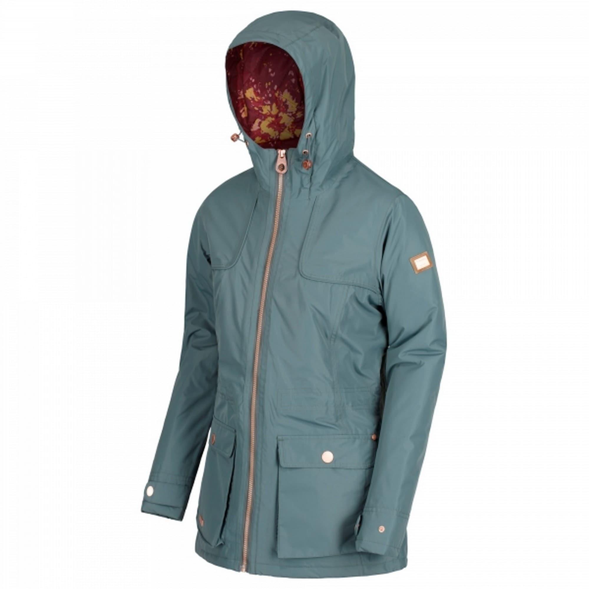 Regatta Outdoorjacke Damen Jacke Bechette mit Kapuze