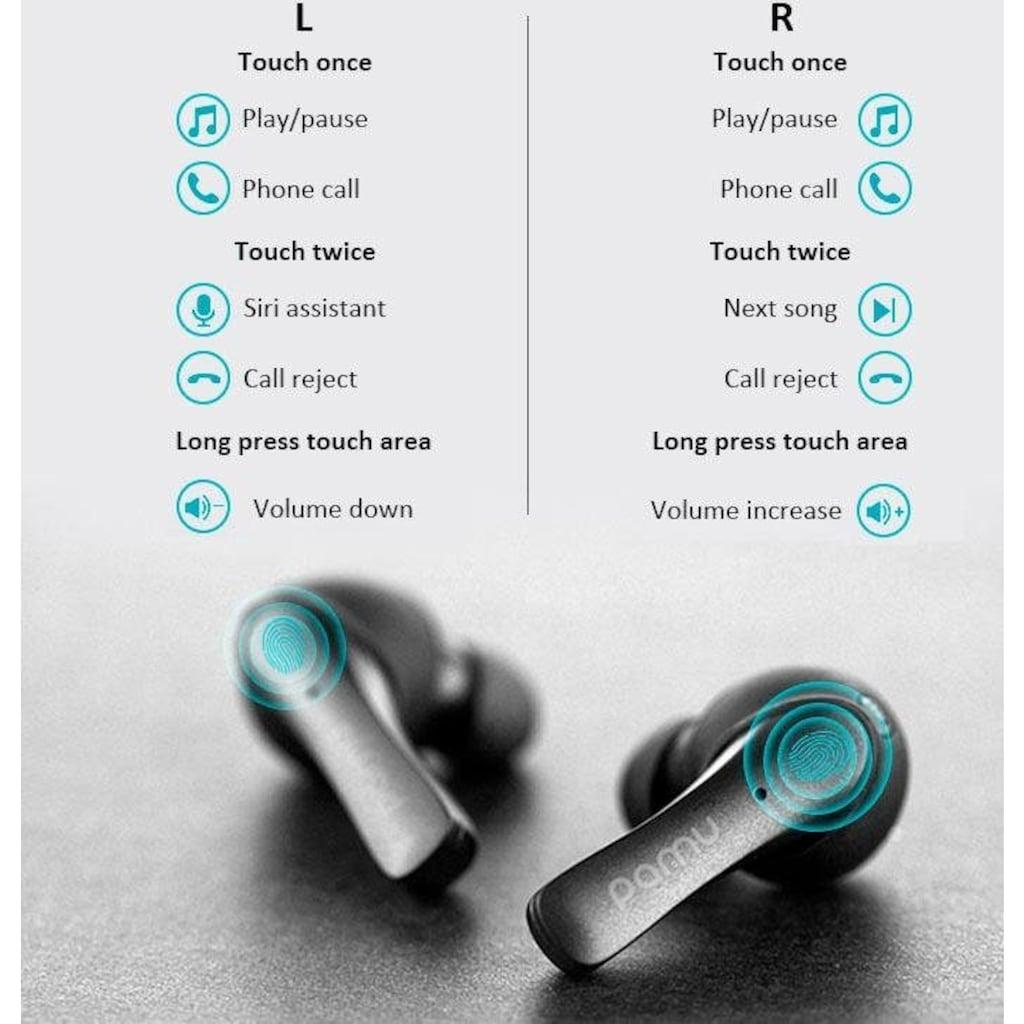 PADMATE »Padmate Pamu Slide Headset« wireless In-Ear-Kopfhörer