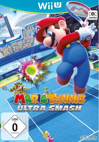 Nintendo Spiel »Mario Tennis: Ultra Smash«, Nintendo Wii U, Software Pyramide kaufen