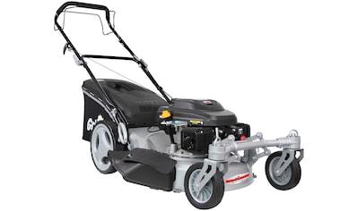 Grizzly Tools Benzinrasenmäher »BRM 56-196 A-OHV Q-360°«, 56 cm Schnittbreite, mit Radantrieb kaufen