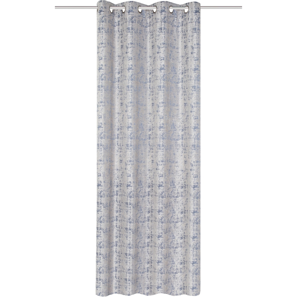 HOME WOHNIDEEN Vorhang »CENELIA«, HxB: 245x135, Jacquardmusterung