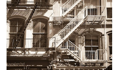Papermoon Fototapete »SOHO New York«, Vliestapete, hochwertiger Digitaldruck kaufen