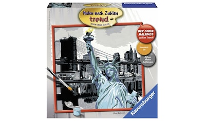 Ravensburger Malen nach Zahlen »New York City«, Made in Europe kaufen