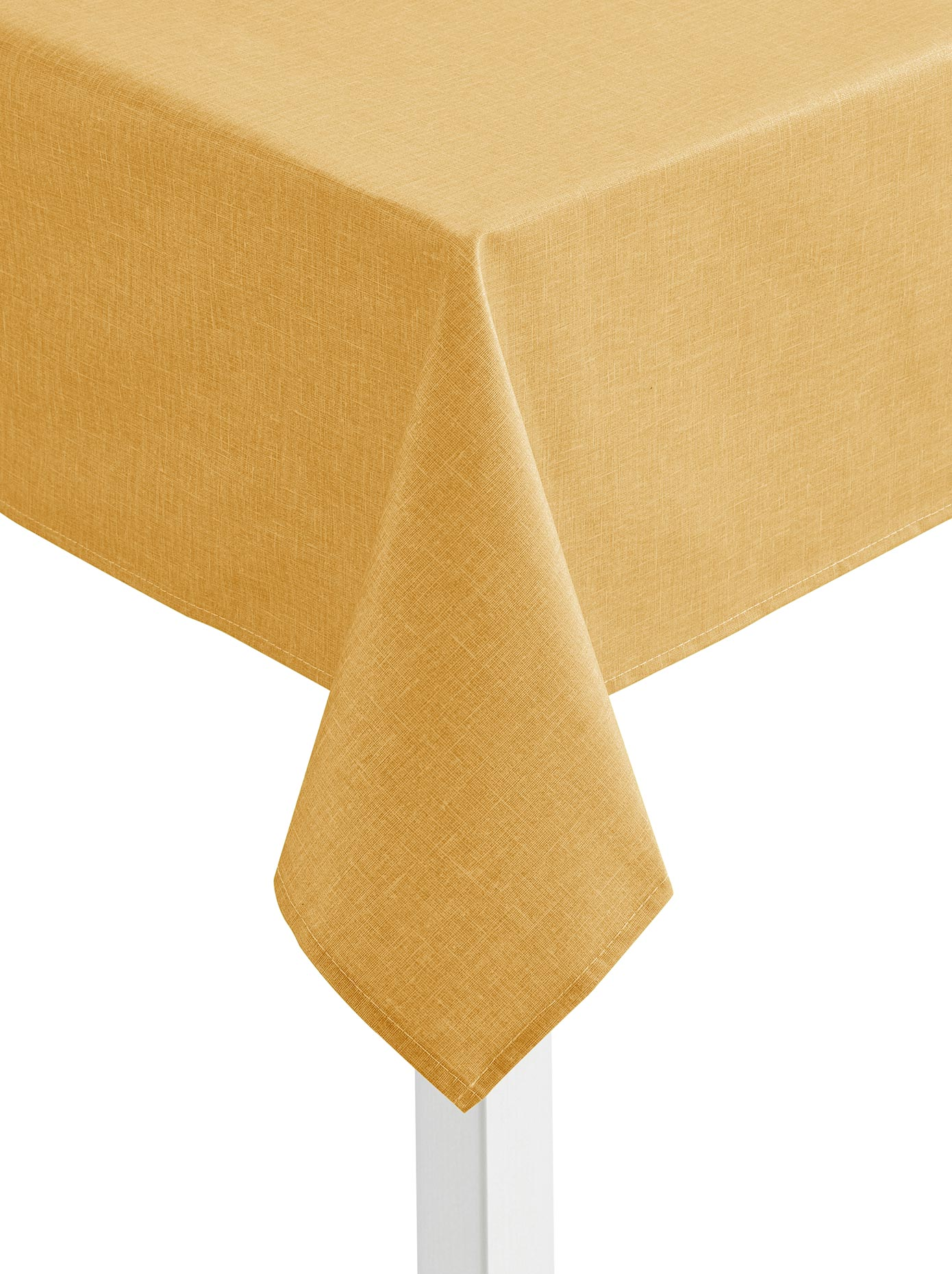 Tischdecke gelb Tischdecken Tischwäsche