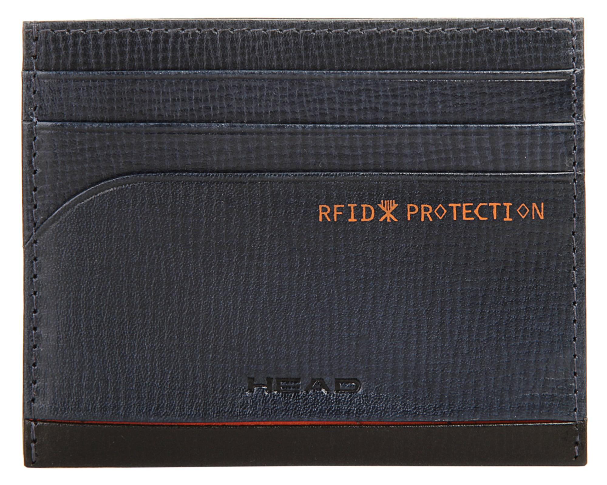 Head Brieftasche SLIDE-RFID | Accessoires > Portemonnaies > Brieftaschen | Blau | Head