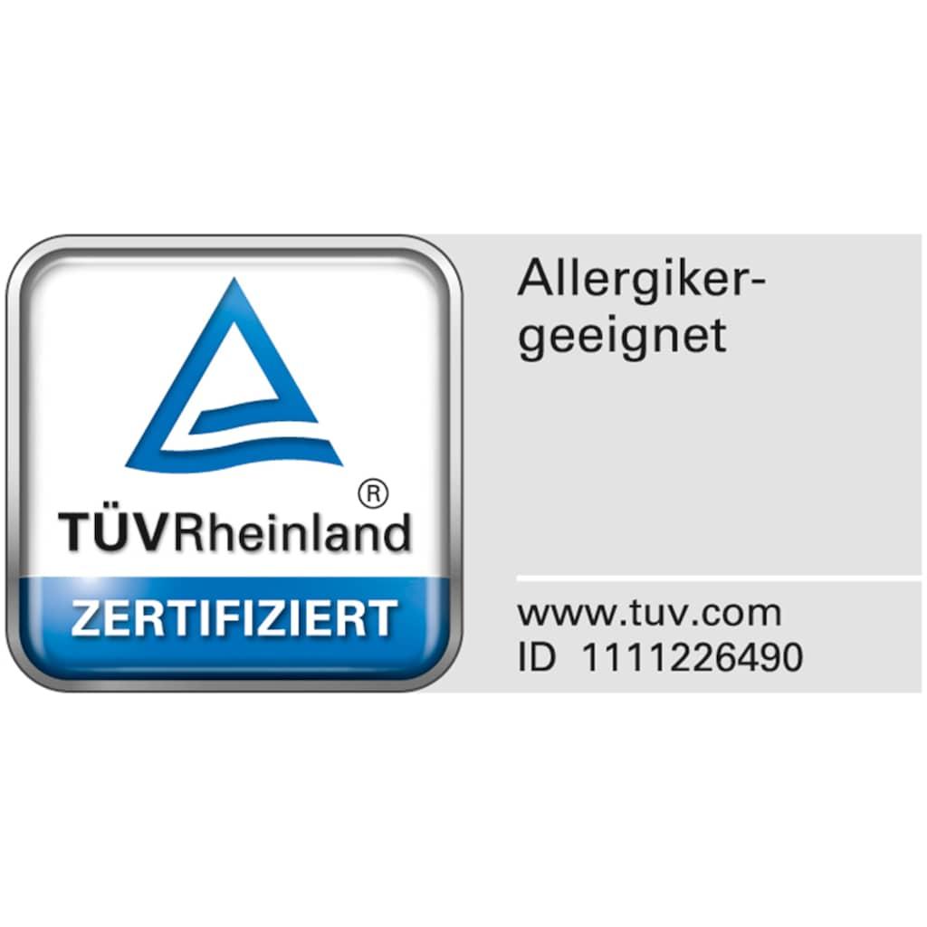 ALLERGOVITA Bettwäsche »Evolon-Encasing Deluxe«, hautsympatisch und atmungsaktiv