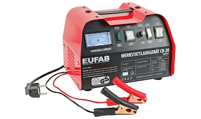 EUFAB Batterie-Ladegerät »CB-20«, 14500 mA, 12 V/24 V kaufen