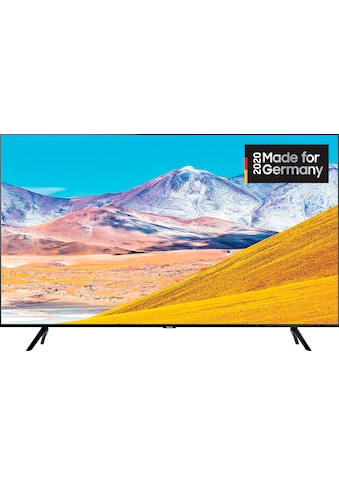 Samsung GU65TU8079 LED - Fernseher (163 cm / (65 Zoll), 4K Ultra HD, Smart - TV kaufen