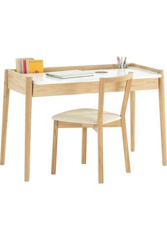 Woodman Schreibtisch »Feldbach«, im schlichten skandinavischen Design kaufen