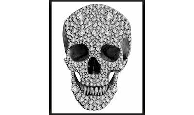 Home affaire Bild »Skull« kaufen