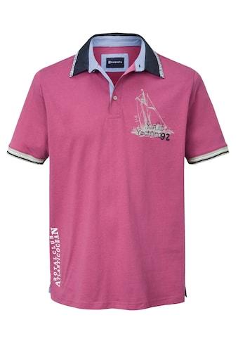 Babista Poloshirt der Maritim-Style kaufen