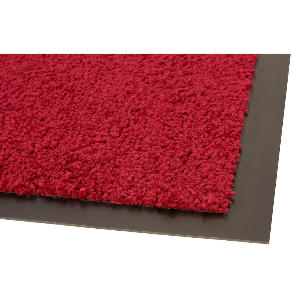 Primaflor-Ideen in Textil Fußmatte »DANCER«, rechteckig, 6 mm Höhe, Fussabstreifer, Fussabtreter, Schmutzfangläufer, Schmutzfangmatte, Schmutzfangteppich, Schmutzmatte, Türmatte, Türvorleger, In- und Outdoor geeignet, waschbar