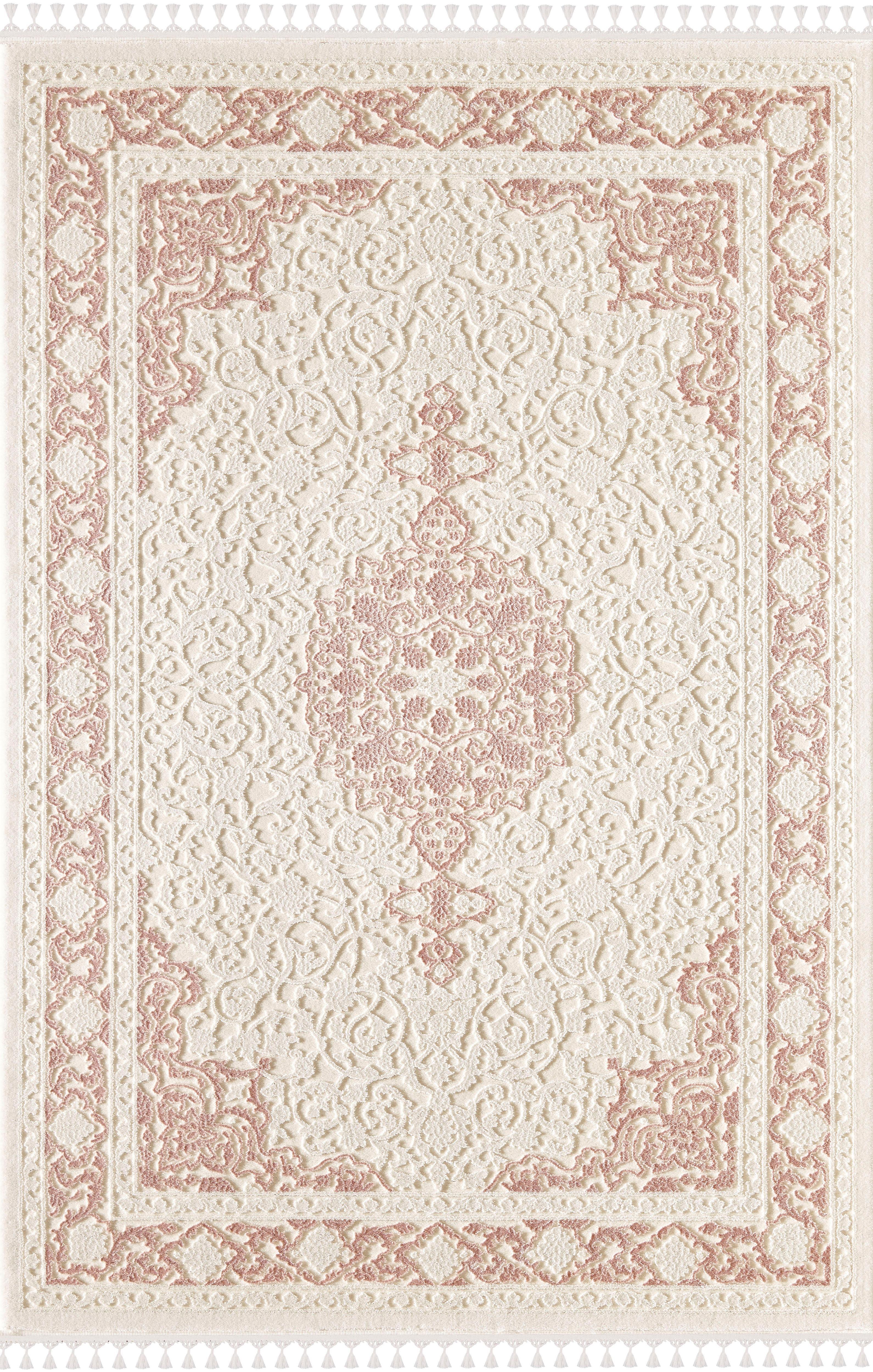Teppich Delüks 6974 Sanat Teppiche rechteckig Höhe 12 mm maschinell gewebt