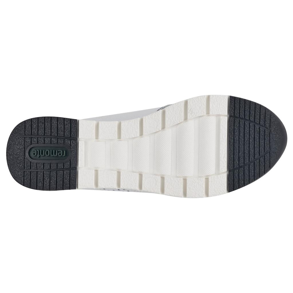 Remonte Sneaker, im aufwendigenDesign