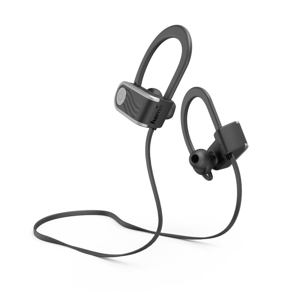 """Hama Bluetooth®-Kopfhörer """"Voice Sport"""", In-Ear, Mikro, Ohr"""