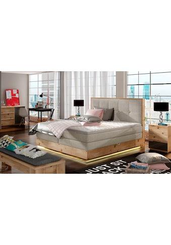 Premium collection by Home affaire Boxspringbett »Etno« kaufen