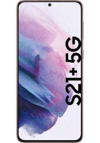 """Samsung Smartphone »Galaxy S21+ 5G«, (16,95 cm/6,7 """" 256 GB Speicherplatz, 12 MP Kamera), 3 Jahre Garantie kaufen"""