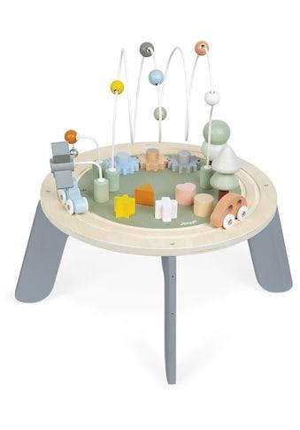 Janod Spieltisch »Sweet Cocoon«, mit 5 Funktionen kaufen