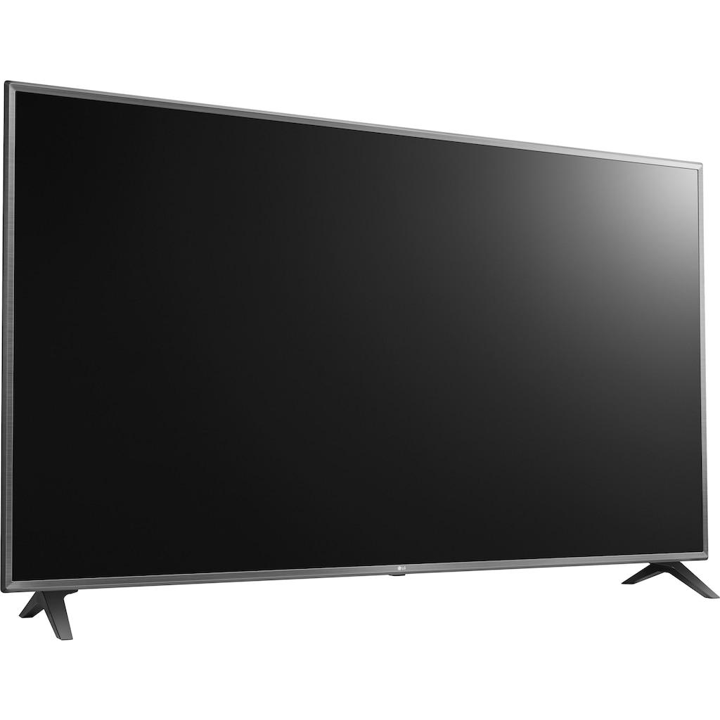 "LG LED-Fernseher »75UN71006LC«, 189 cm/75 "", 4K Ultra HD, Smart-TV, UltraHD"
