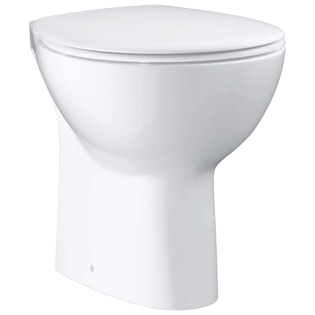 Grohe WC-Sitz »Bau Keramik«, mit Absenkautomatik