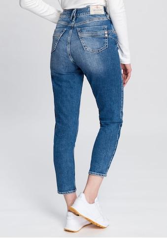 Herrlicher High-waist-Jeans »TOUCH HI CONIC«, umweltfreundlich dank der ISKO New Technology kaufen