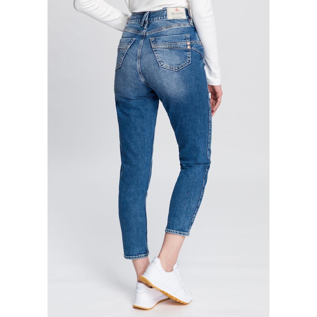 Herrlicher High-waist-Jeans »TOUCH HI CONIC«, umweltfreundlich dank der ISKO New Technology