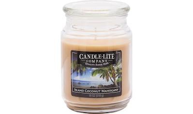 """Candle - lite™ Duftkerze """"Everyday  -  Island Coconut Mahogany"""", (1 - tlg.) kaufen"""