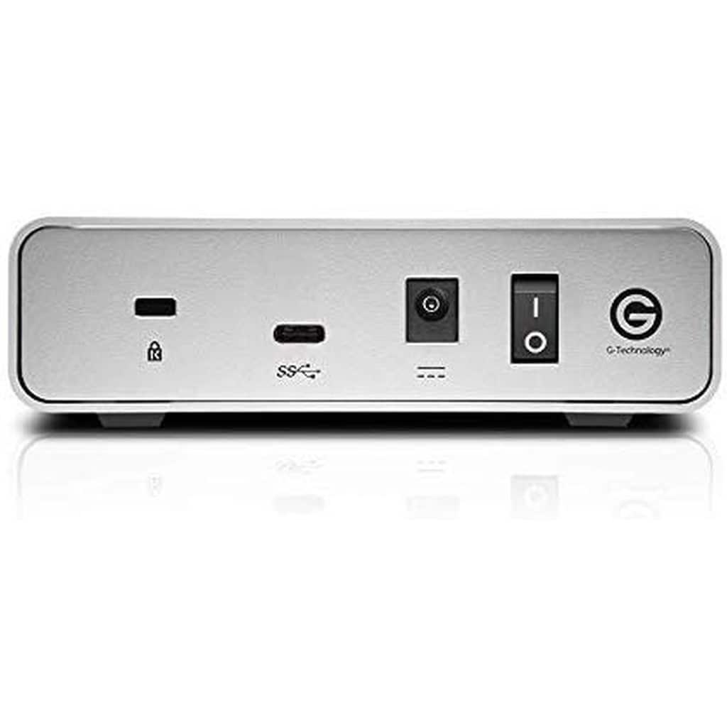 G-Technology G-DRIVE mit USB-C