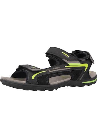 Geox Sandale »Veolurs/Textil/Synthetik« kaufen