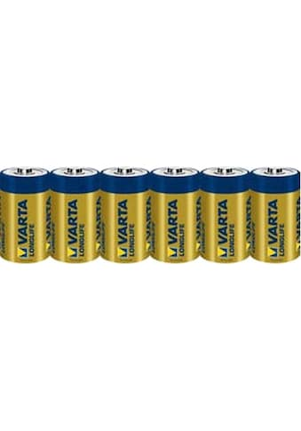 VARTA »LONGLIFE Alkaline Batterie« Batterie kaufen