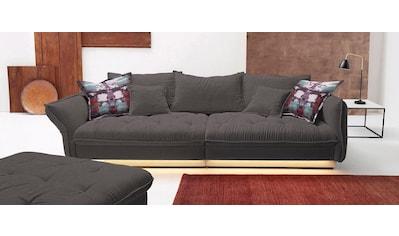 INOSIGN Big-Sofa »Palladio«, wahlweise mit LED-Ambiente Beleuchtung kaufen