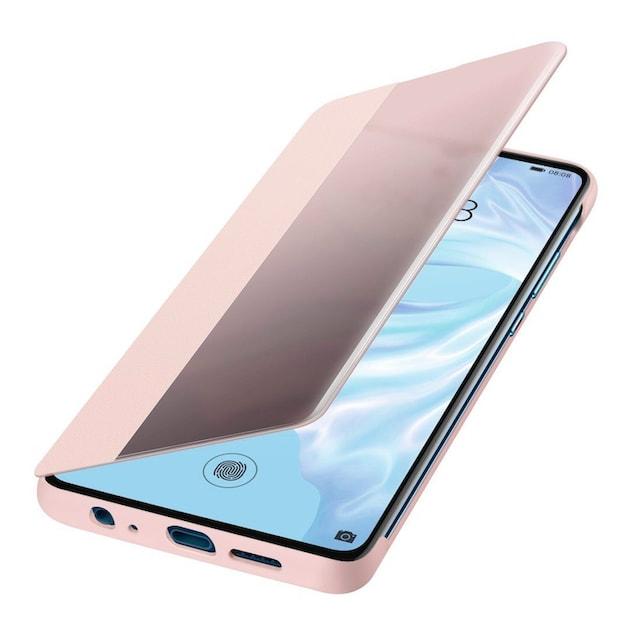 """Huawei Booklet Schutzhülle Tasche für HUAWEI P30 »""""Smart View Flip Cover"""" Schutz«"""